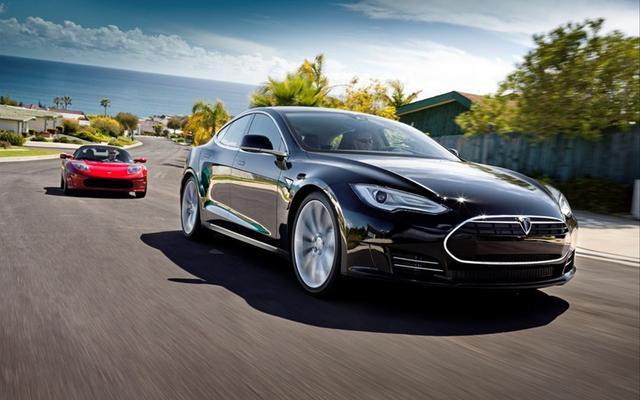 特斯拉新Model S续航里程达539公里 领先优势进一步扩大