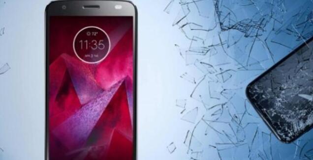 摩托罗拉申请新专利 智能手机屏幕裂了可以自己修复