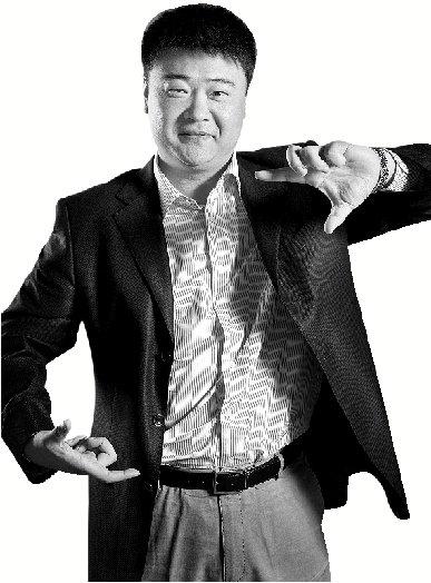 窝窝团CEO徐茂栋