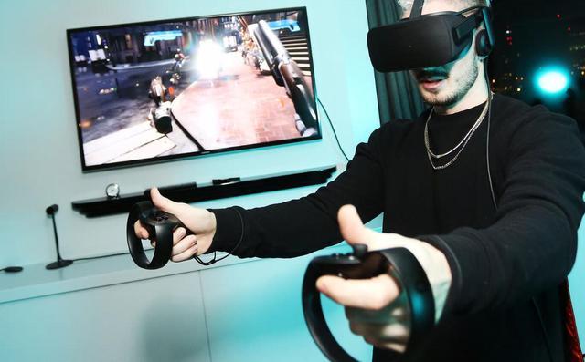 只有触摸控制器才是VR的必然趋势