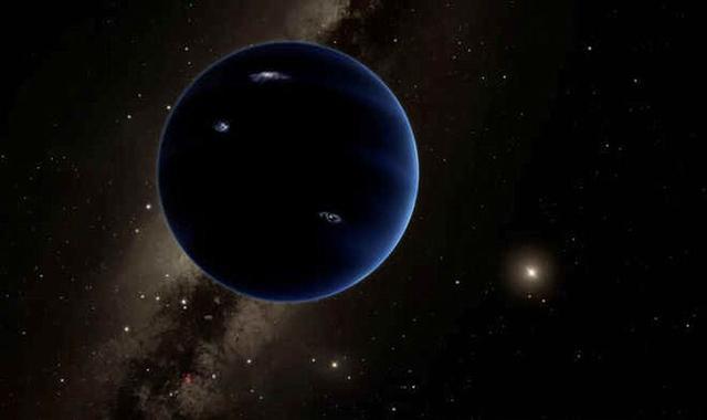 """太阳系第九行星可能是被捕获的""""流浪行星"""""""