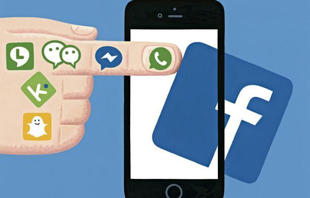 移动聊天应用迅速崛起掏空Facebook