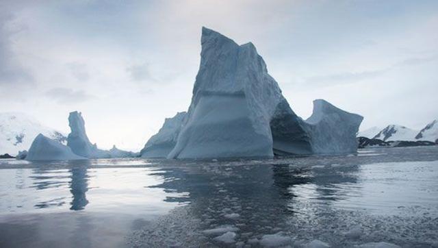 南极洲将分离一座巨大冰川 地貌将因此变化