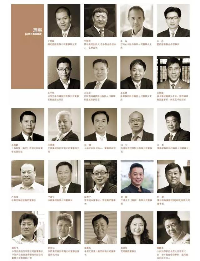 揭秘中国四大顶级圈子:他们手里握着整个中国