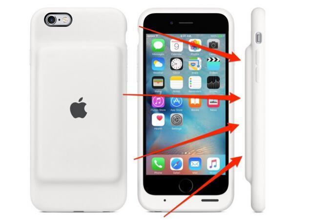 苹果智能电池保护壳遭吐槽:智能在何处?