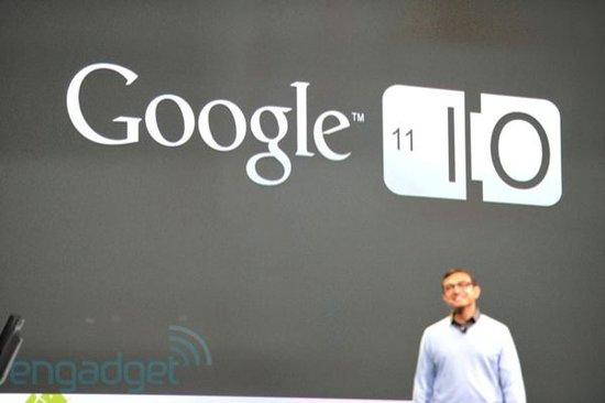 图文直播谷歌I/O开发者大会开幕主题演讲