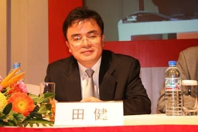 前雅虎中国总经理田健因病过世 时年不到50岁 - 大森林 - 大森林理财