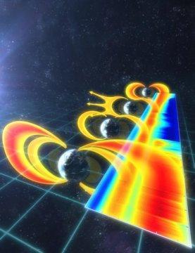 科学家发现太阳风或创造第三范艾伦辐射带