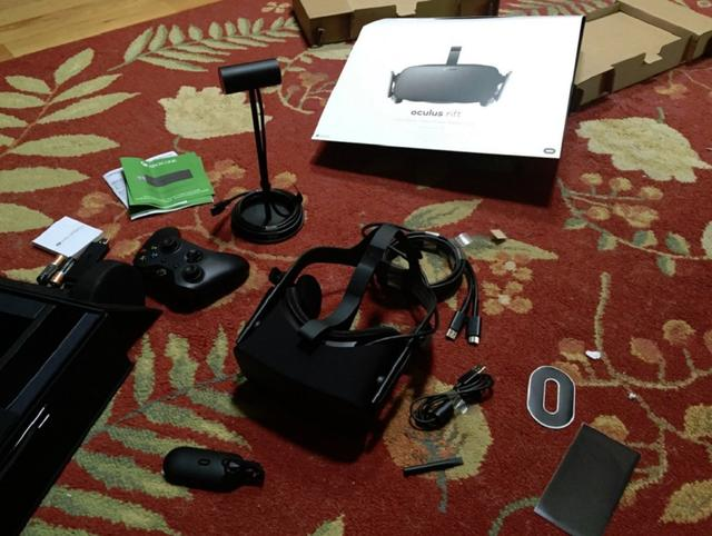 Oculus Rift延迟交货惹怒消费者 微软:这事不赖我们
