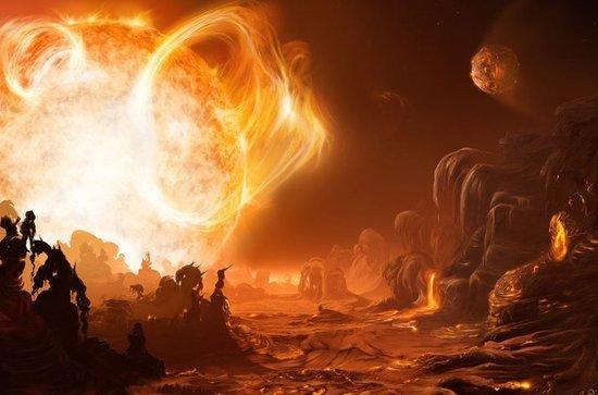 科学家发现一年仅四个小时的短周期行星