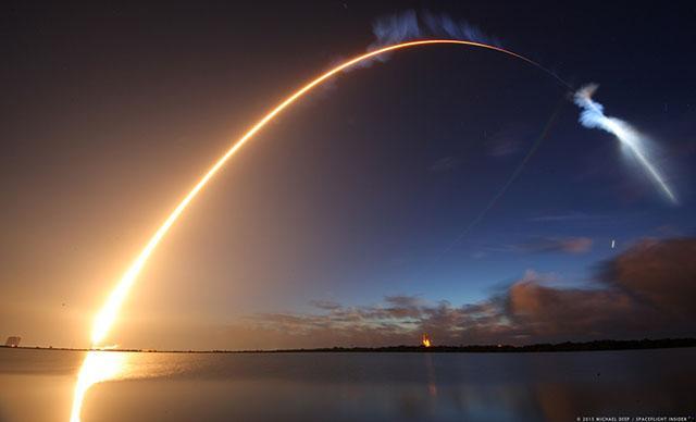 美海军MUOS-4卫星2日晚发射成功