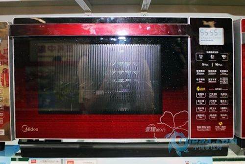 美的微波炉EV025LC7-NR报价2959元