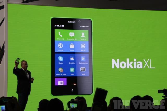 诺基亚正式推出三款安卓手机