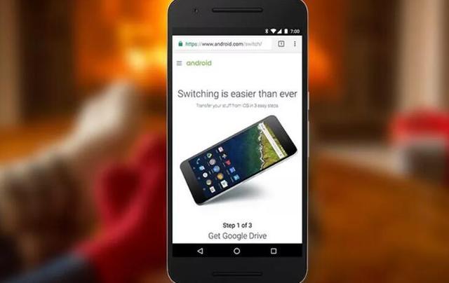 """谷歌报复苹果 推出""""一键迁移iPhone数据到安卓"""""""