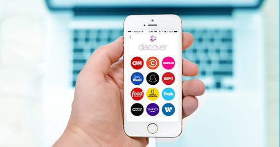 Snapchat挖来CNN名记 增强手机端新闻服务