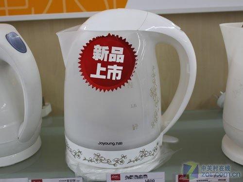 九阳电水壶仅售139元 大容量底盘加热