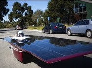 世界最快太阳能汽车