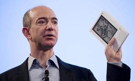 亚马逊构建庞大移动业务 不局限于电子商务