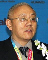 广电总局广科院副院长秦勇