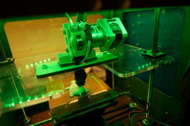 2015年3D打印行业的五大趋势