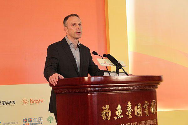 谷歌大中华区总裁石博盟