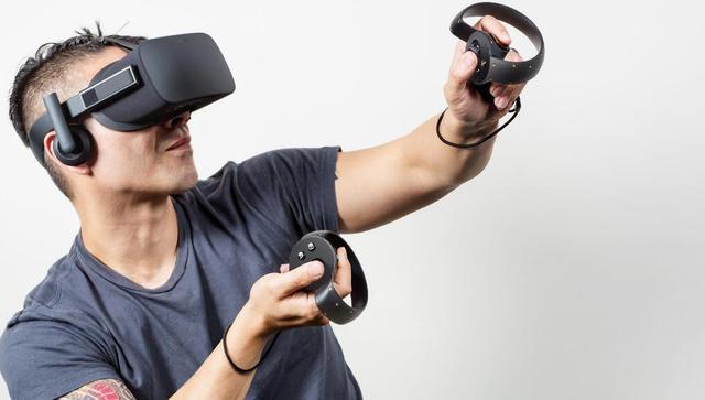 VR、直播、人工智能热点瞬间切换