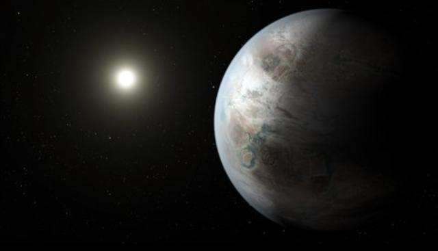 1400光年处发现一颗类地行星