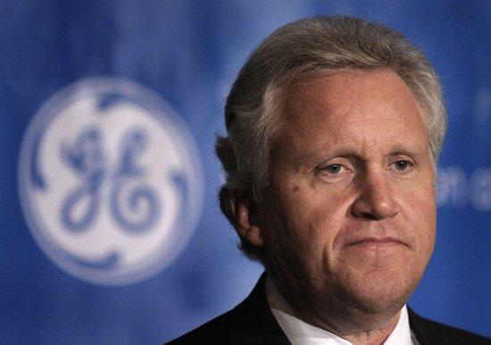 通用电气CEO:智能机器将带来互联网革命