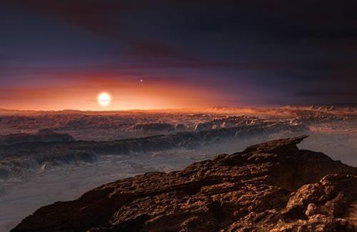 到达比邻星b分几步?疯狂计划欲造访太阳系外最近行星