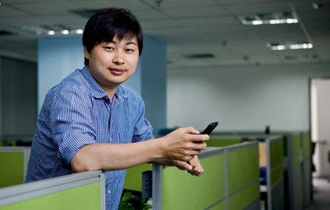 海豚浏览器杨永智:启动资金20万 全球化生存