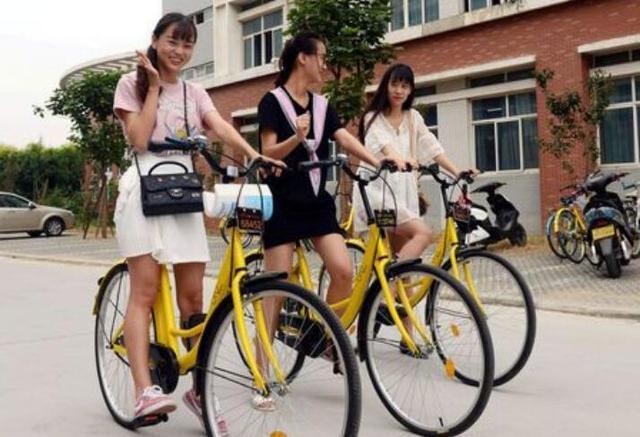 中国科技巨头赌共享单车 寻找下一个Uber