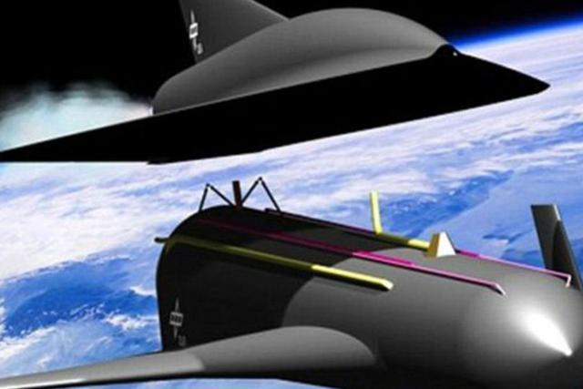 德打造亚轨道飞机:90分钟从欧洲到澳大利亚