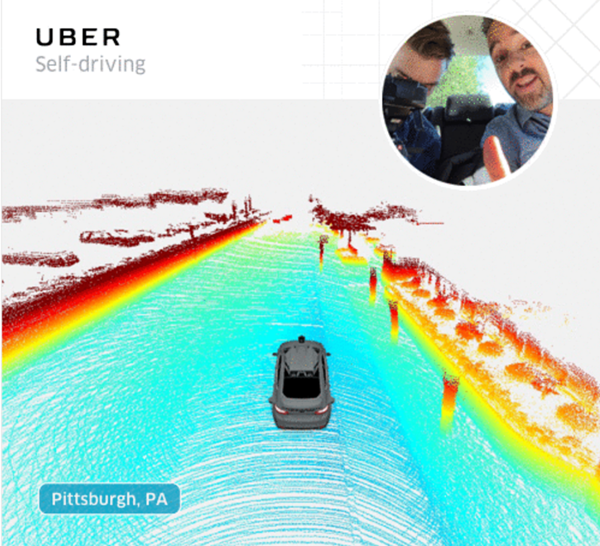 Uber无人车迈出重要一步:正式向公众开放服务