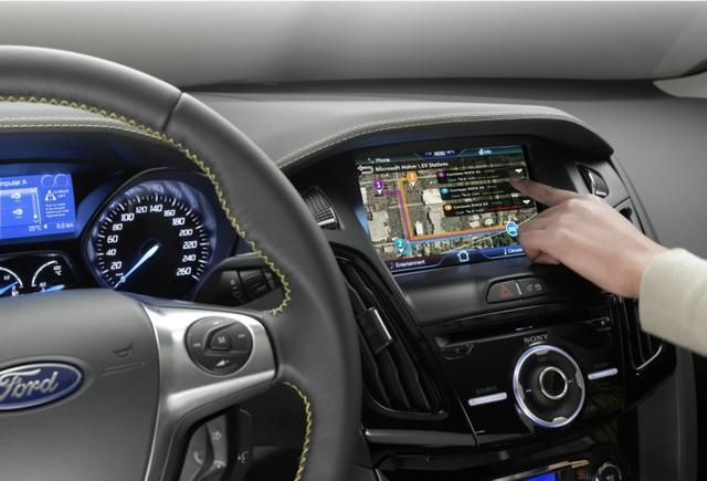 福特变心:车载系统抛弃微软投奔黑莓QNX