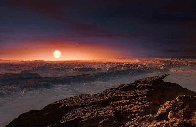 超级耀斑很可能导致比邻星b无法孕育生命