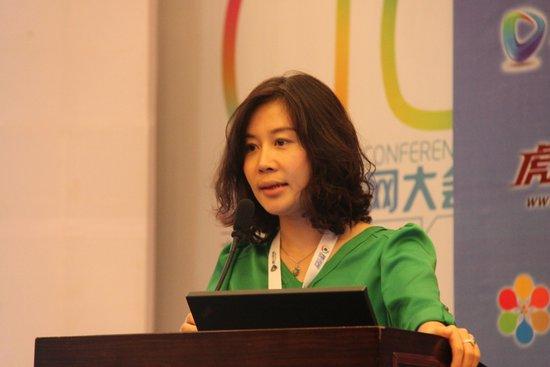 凤凰新媒体副总裁金玲:传统互联网广告回报率低