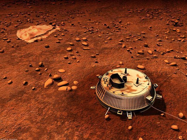 """""""惠更斯""""探测器着陆土卫六十周年"""