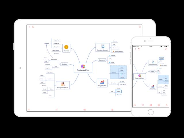 从未融过资的思维导图工具XMind 首次发布iOS版本