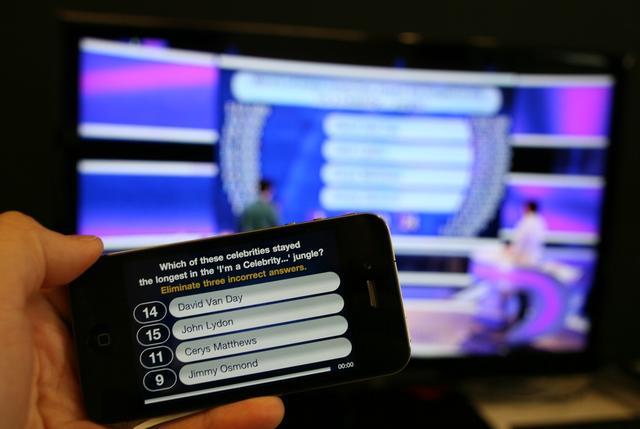 尼尔森:边看电视边玩手机能增加幸福感