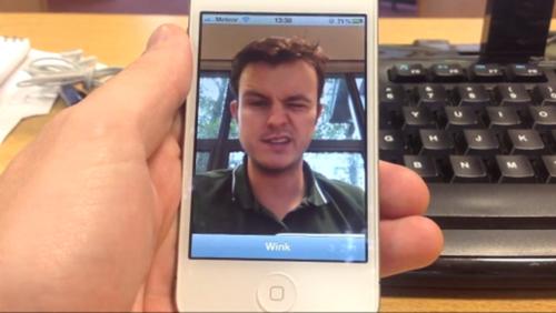 Wink Camera:一眨眼便可完成自拍