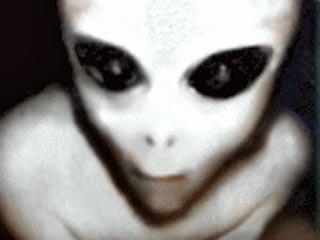 中交通指挥员 UFO中发现说猫语的外星人