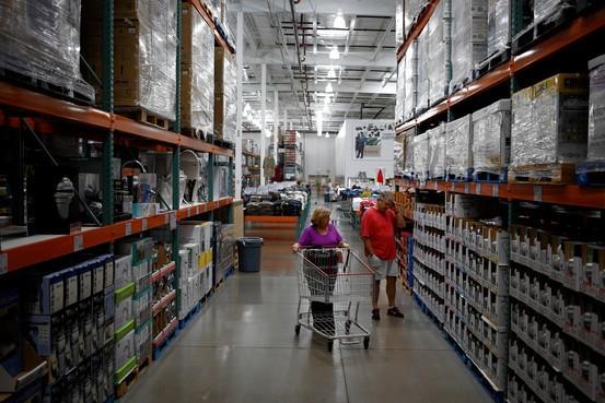 网购流行正在逼死美国的零售店