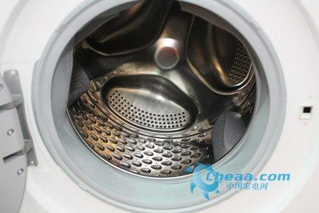 西门子洗衣机wd15h560ti滚筒内部