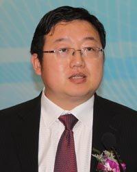 亦庄数字显示产业管理公司王晓波演讲