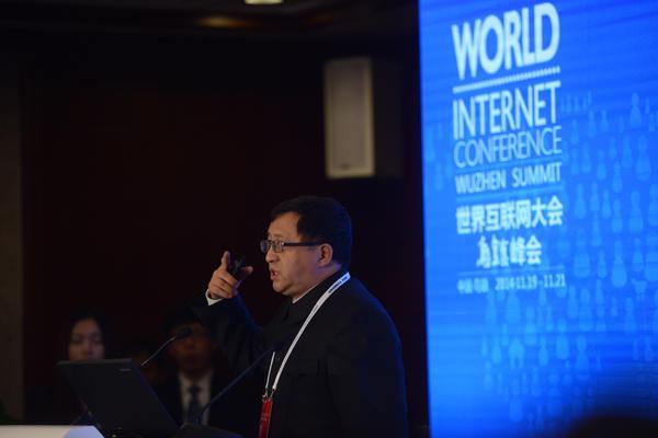 中国工程院院士方滨兴:物联网必须要和互联网结合