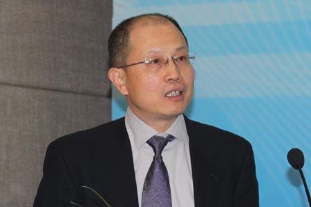 图文:唐桥微电子有限公司总经理孙翼演讲