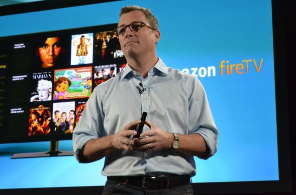 亚马逊发布流媒体机顶盒Fire TV 售价99.99美元
