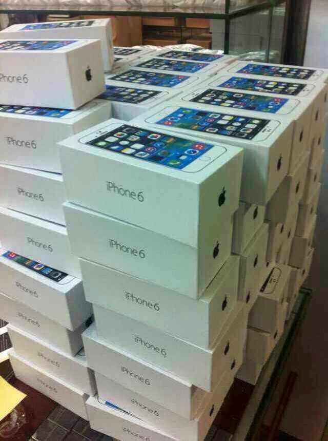 苹果渠道管控不力 iPhone 6提前现身中关村