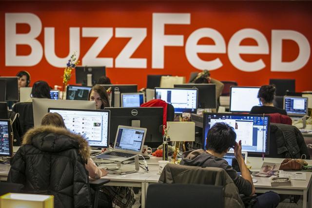 Buzzfeed最疯狂的新闻构想:网站和App都不要