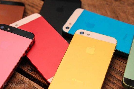 传苹果iPhone 5S将延迟发布 或于9月登场